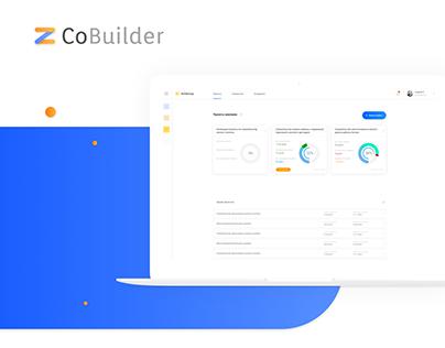 CoBuilder | UX, UI design