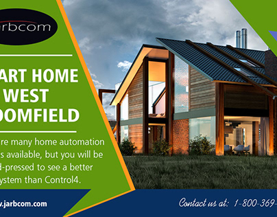 Smart Home West Bloomfield | Call - 1-800-369-0374 | ja