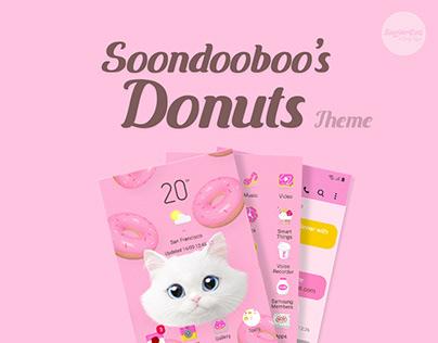 Soondooboo's Donuts Theme