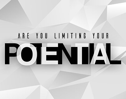 Are you limiting your potential - Gold Fish