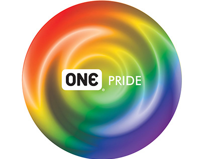 School project -OneCondoms Design Contest (Gay Pride)