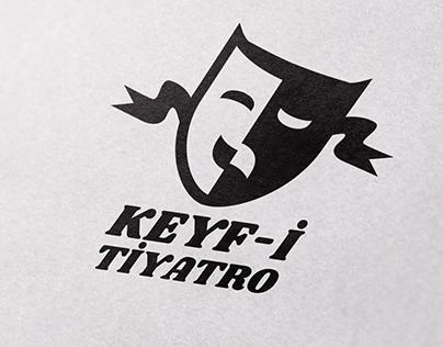 Logo - Keyf-i Tiyatro