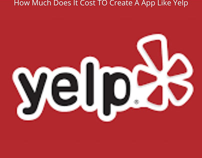 Cost to build app like yelp