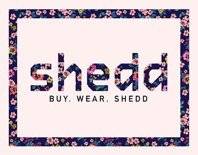 Shedd it!