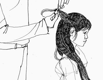 Illustrations for bazaar.ru