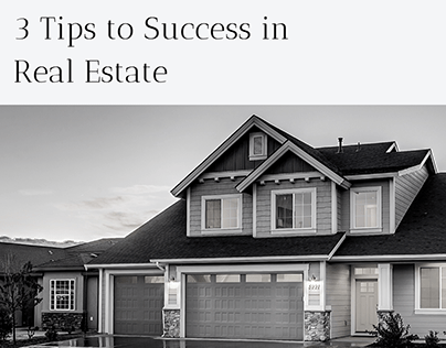 Success in Real Estate By Norman Shelley Hernick