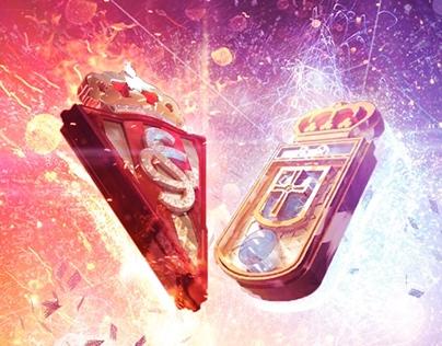 Real Sporting vs Real Oviedo - Futbol Asturiano