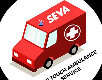 Ambulance Service Vector Logo