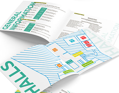 Corporate identity for the international conference