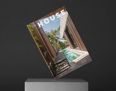 Design magazine for architecture