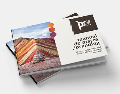 Puro Perú [Branding + Packaging]