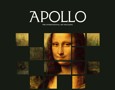 Apollo Art Magazine Redesign