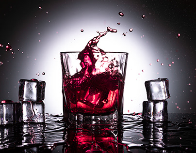Beverage Photography Samples