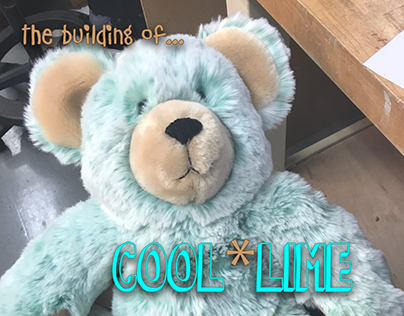The building of: Cool*Lime