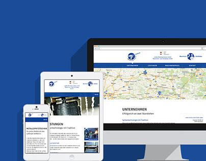 17MEDIA Webdesign → lemkemetallspritzerei.de