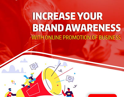 Increase Brand Awareness With Online Promotion!