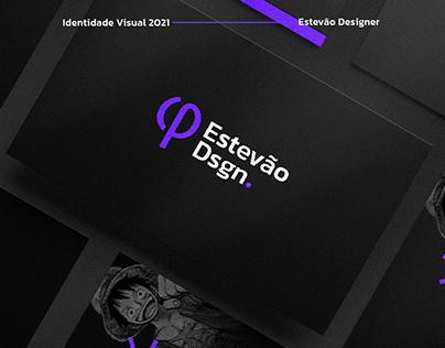 Personal ID Visual - Estevão Designer