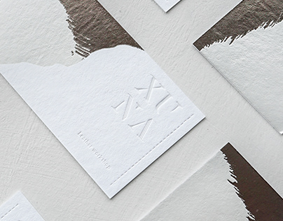 Xu Na Leather workshop Business card | 許娜 名片設計
