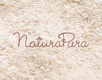 Natura Pura E-commerce Redesign