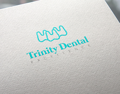 Trinity Dental Excellence - Logo Design