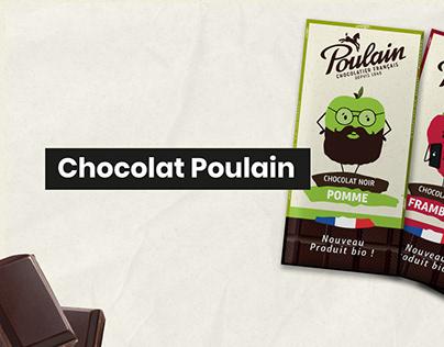 Chocolat Poulain - Packaging