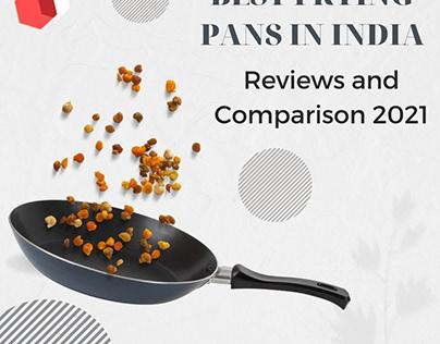 Best Frying Pans in India 2021