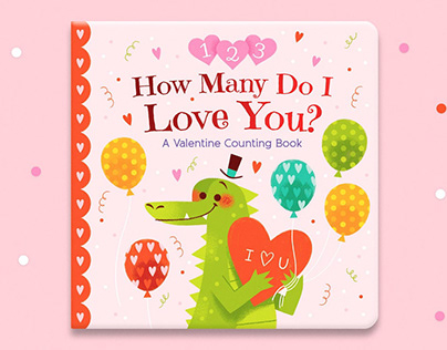How Many Do I Love You? — Children's Book