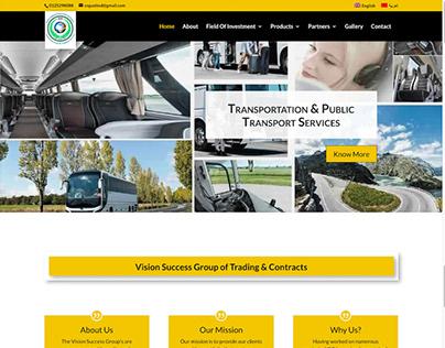 Multi Language Web Site