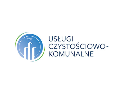 Logo for Cleaning and Municipal Services in Łódź city