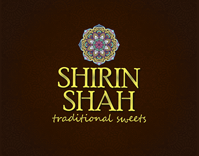 SHIRINSHAH Logo Conception