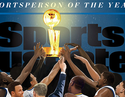 Sports Illustrated 2018 Sportsperson of the Year Cover