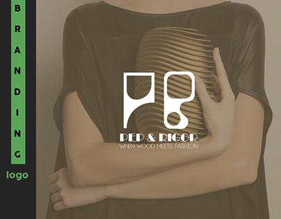 PEP&Rigor wood art crafts - Logo