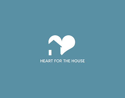 Heart For The House - Logo designs for New Life Church