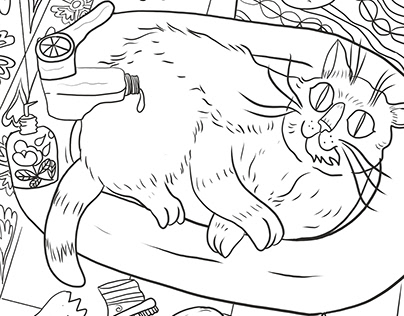 FREE PRINTABLE COLORING PAGES_