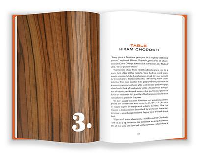 Book Design - 36 Views of Sam Maloof