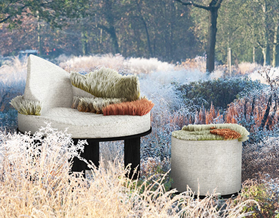 Wild Gardens of Oudolf (collection of furniture)