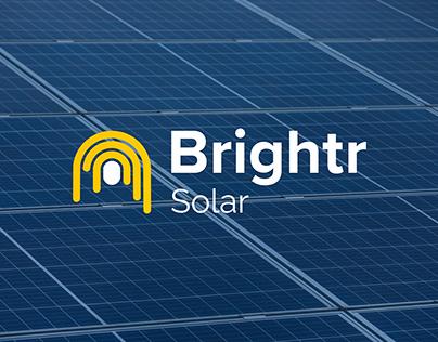 Brightr Solar identity