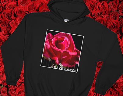 Melting Rose Hoodie