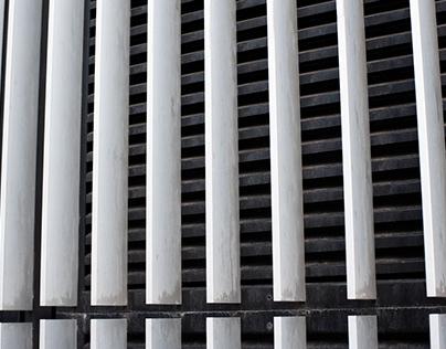 Outside Tate Modern: January 2020