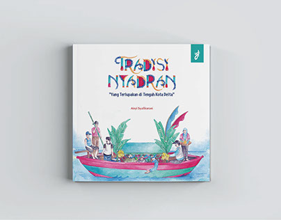 Nyadran Tradition - Illustration Book