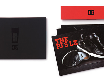 DC Shoes PJ LADD Press Kit