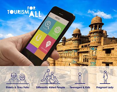 Tourism APP - Universal Design