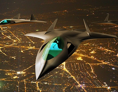 Advanced Fighter Concept