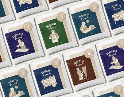 SHIN JOURNEY BLEND | Packaging Design