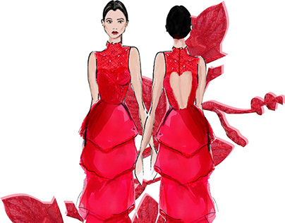 Go Red, Red Dress