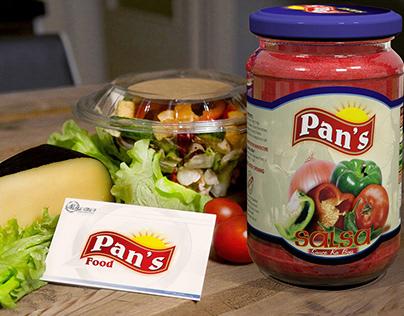 Pans Salas Label