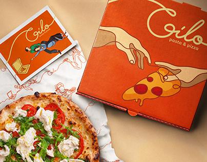 Gilo. pasta & pizza