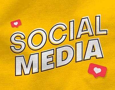 SOCIAL MEDIA // '19