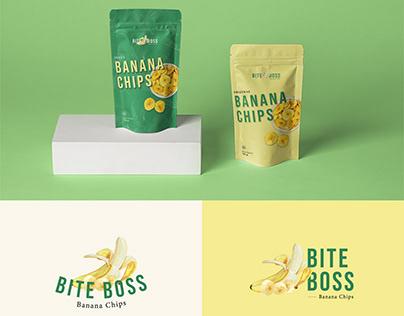 """Re-Branding Logo & Packaging Design for """"BITE BOSS"""""""