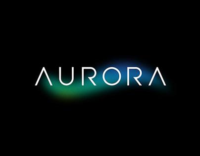 AURORA - Brand Identity